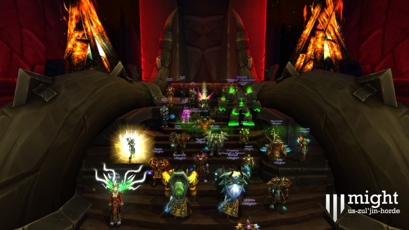 Might - Siege of Orgrimmar Normal Mode