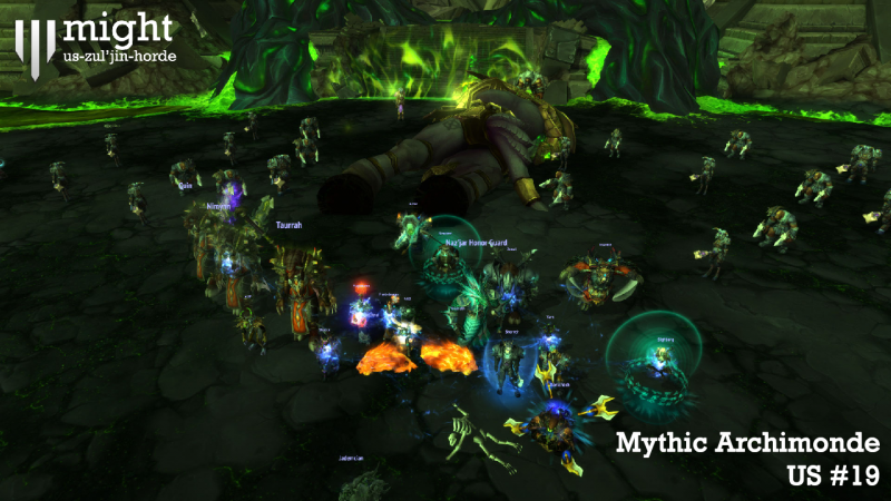Mythic Archimonde US #18