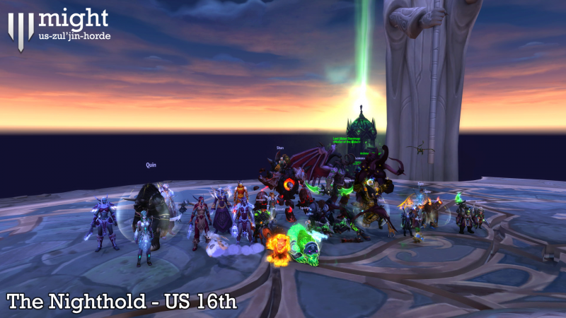 <Might> Gul'Down - US 16th