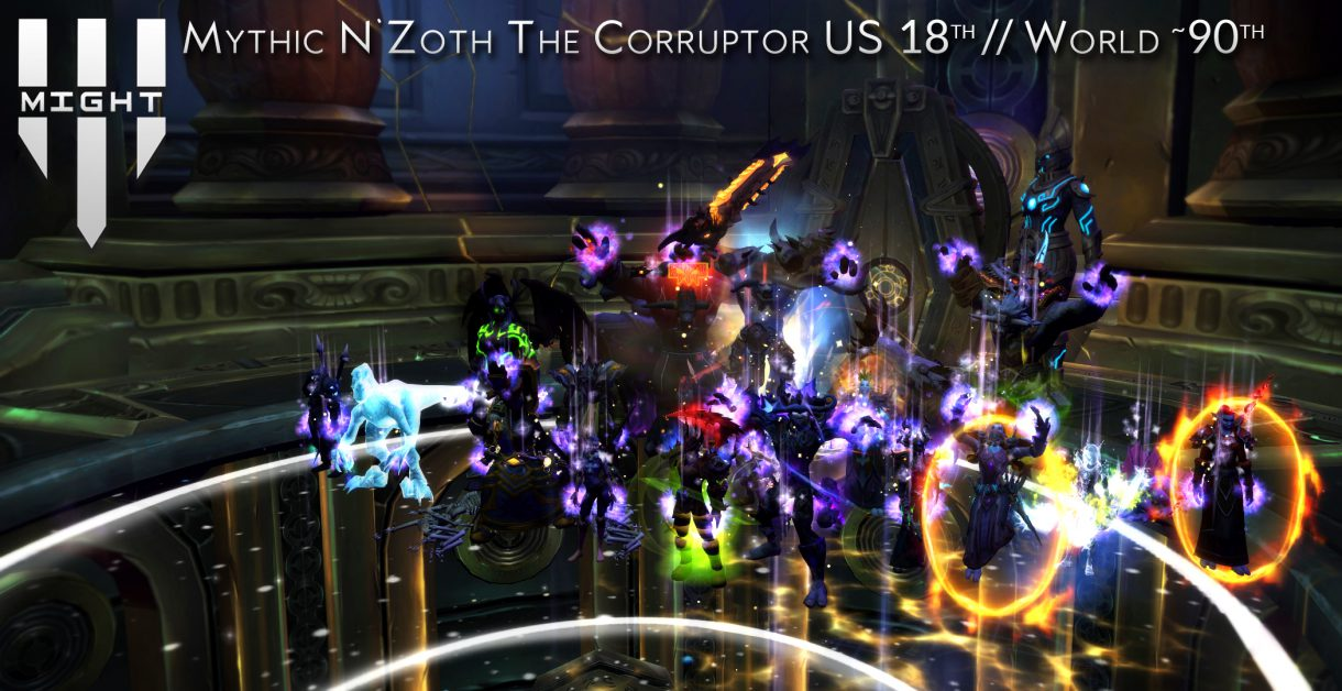 Might Mythic Nzoth